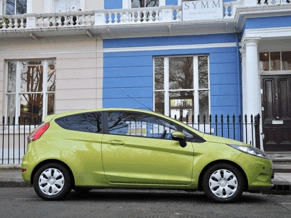 2008 Ford Fiesta ECOnetic 7