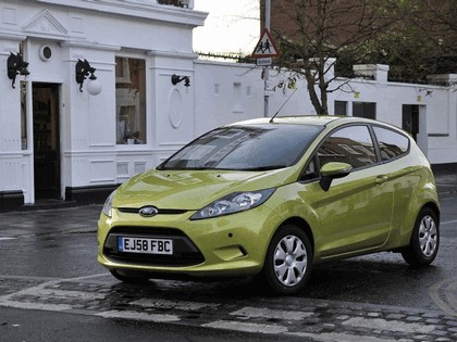 2008 Ford Fiesta ECOnetic 18