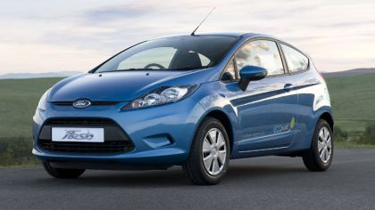 2008 Ford Fiesta ECOnetic 8