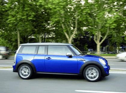 2007 Mini Cooper S Clubman 12