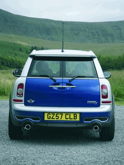 2007 Mini Cooper S Clubman 28