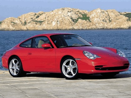 2002 Porsche 911 Carrera 3