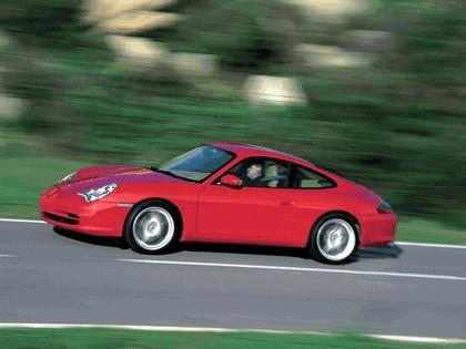 2002 Porsche 911 Carrera 5