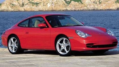 2002 Porsche 911 Carrera 8