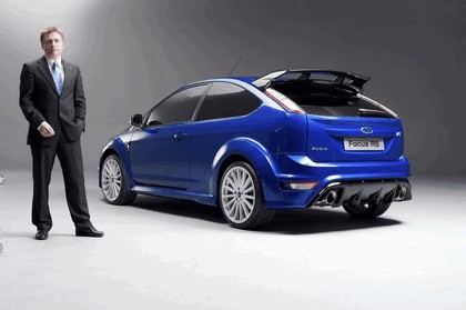 2009 Ford Focus RS 4