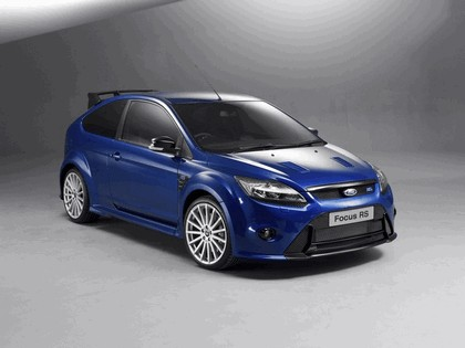 2009 Ford Focus RS 8