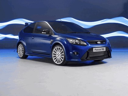 2009 Ford Focus RS 16