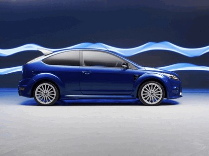 2009 Ford Focus RS 18
