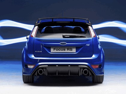 2009 Ford Focus RS 19