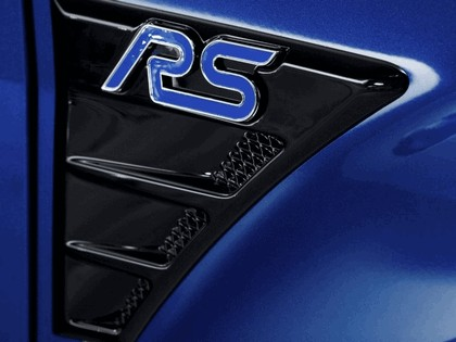 2009 Ford Focus RS 25