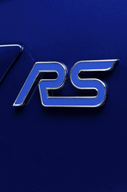 2009 Ford Focus RS 28
