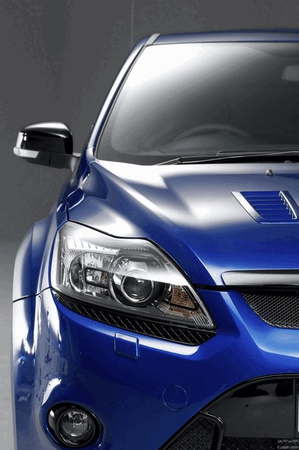 2009 Ford Focus RS 42