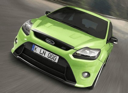 2009 Ford Focus RS 56