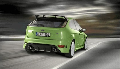 2009 Ford Focus RS 57