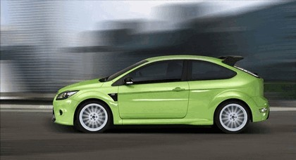 2009 Ford Focus RS 58