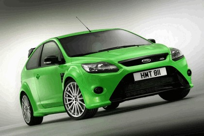 2009 Ford Focus RS 59
