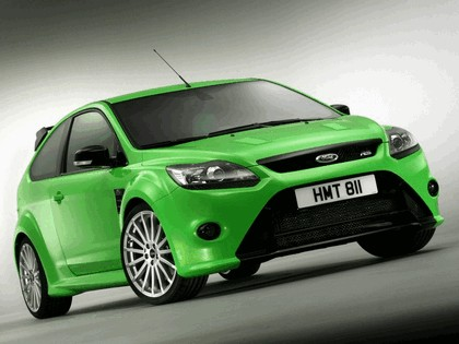 2009 Ford Focus RS 60