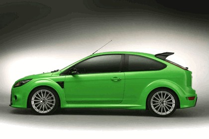2009 Ford Focus RS 66