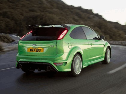 2009 Ford Focus RS 81