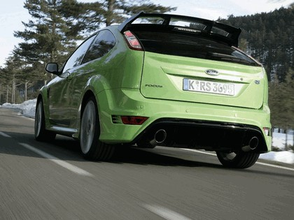 2009 Ford Focus RS 86