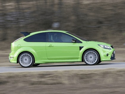 2009 Ford Focus RS 87