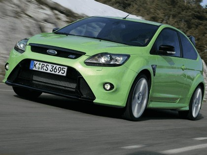 2009 Ford Focus RS 89