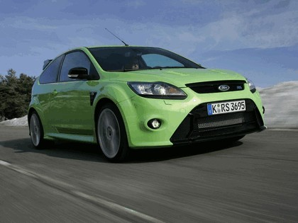 2009 Ford Focus RS 90
