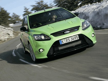 2009 Ford Focus RS 92