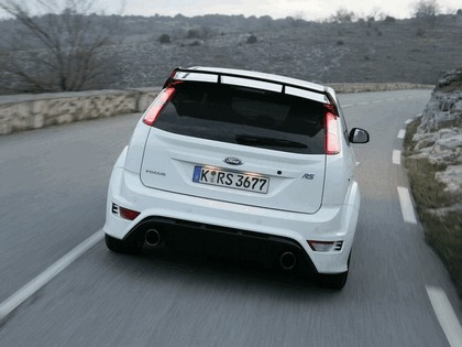 2009 Ford Focus RS 97