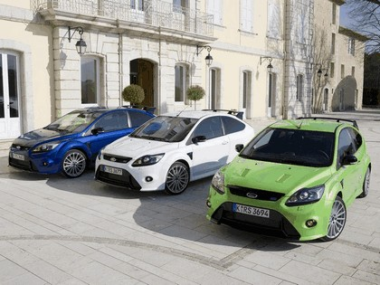 2009 Ford Focus RS 100