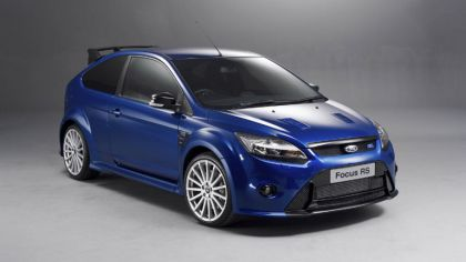 2009 Ford Focus RS 5