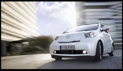 2009 Toyota iQ 105