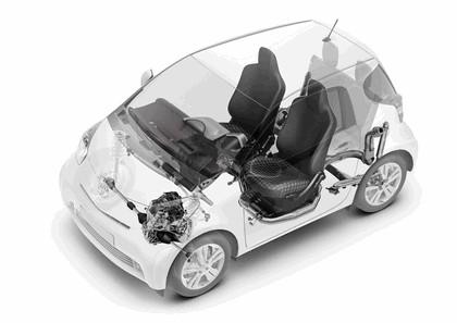 2009 Toyota iQ 142