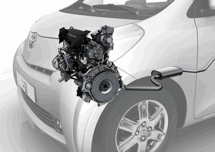 2009 Toyota iQ 147