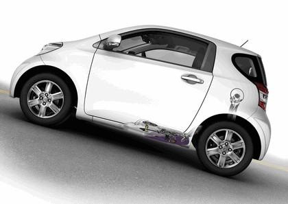 2009 Toyota iQ 148