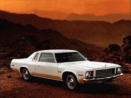 1976 Plymouth Gran Fury 1