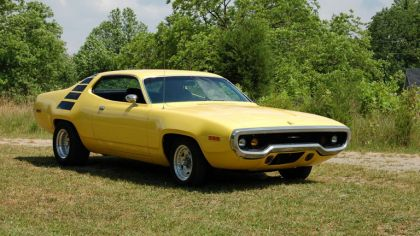 1971 Plymouth Satellite 7