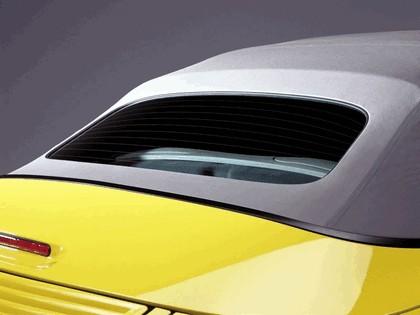 2002 Porsche 911 Carrera 4 cabriolet 5