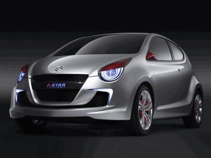 2008 Suzuki A-Star concept 1