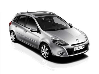 2009 Renault Clio Estate 1