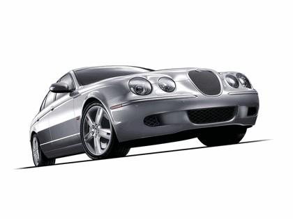 2004 Jaguar S-Type R 4