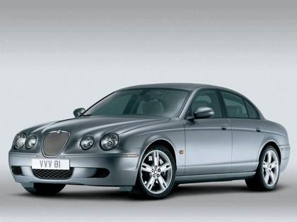 2004 Jaguar S-Type R 6