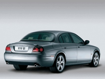 2004 Jaguar S-Type R 7