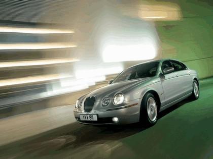 2004 Jaguar S-Type R 20