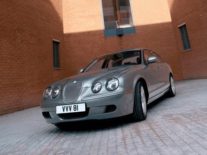 2004 Jaguar S-Type R 21