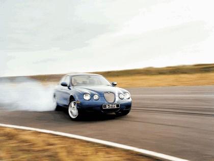 2004 Jaguar S-Type R 25
