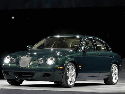2004 Jaguar S-Type R 27