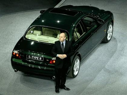 2004 Jaguar S-Type R 28
