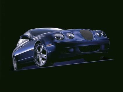 2004 Jaguar S-Type R 29