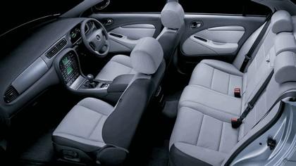 2004 Jaguar S-Type R 36